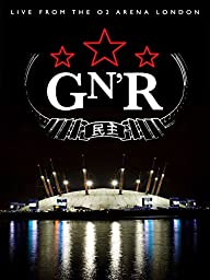 Guns N\' Roses - Live From The 02 Arena London