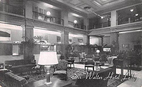 Sir Walter Hotel Lobby Raleigh, North Carolina - Town Nc Raleigh Of