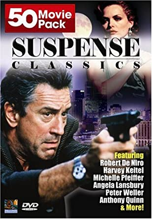 Suspense Classics [Reino Unido] [DVD]: Amazon.es: Suspense Classics: Cine y Series TV