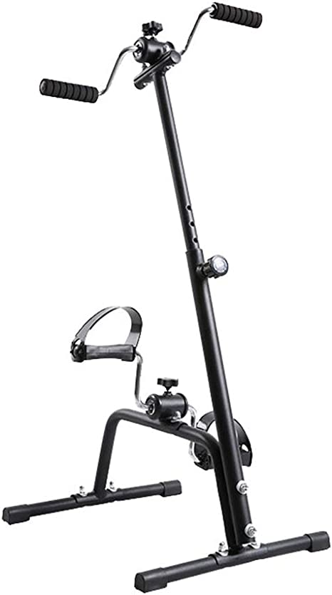 Dbtxwd Pedal Ejercitador Ajustable Sentado Brazo Pierna Ejercicio ...