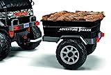 utility trailer 5x8 - Peg Perego Adventure Trailer Ride On, Black