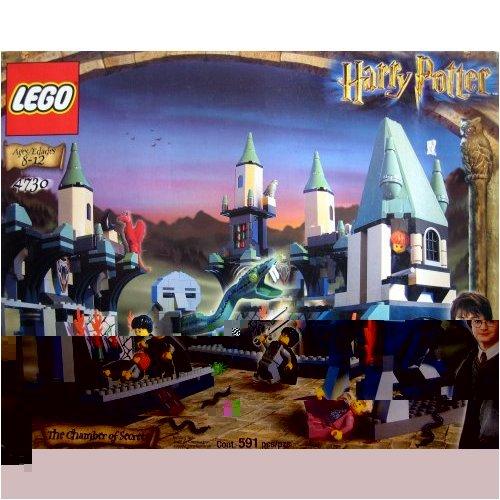 レゴ ハリーポッター 4730 秘密の部屋   B00009W9LN