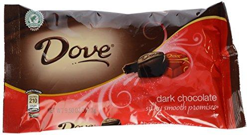 Dove dark chocolate review