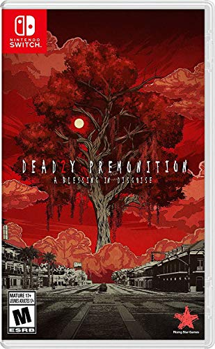 Deadly Premonition 2: A Blessing In Disguise – Nintendo Switch