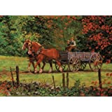 Autumn Ride - 1000 Piece Puzzle