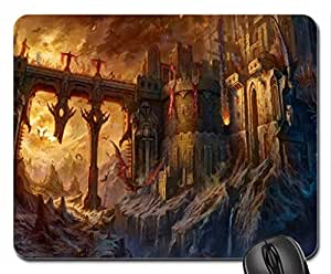 Dragons Den Mouse Pad, Mousepad (10.2 x 8.3 x 0.12 inches)