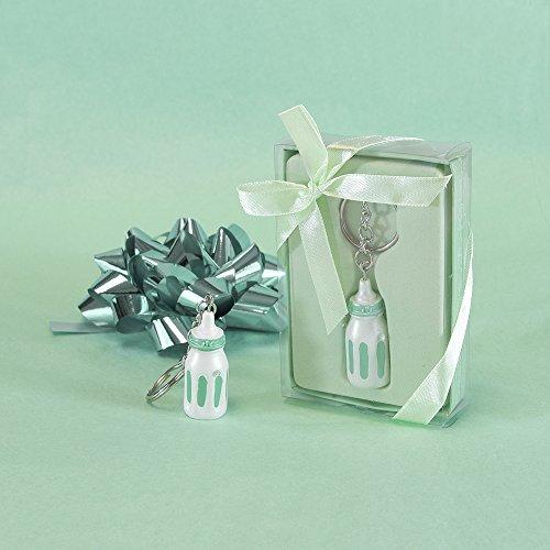 Baby Bottle Keychain Favors - 1