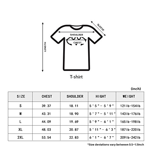 LOCALMODE Men Linen and Cotton V Neck Short Sleeve T Shirts Casual Tee Black M