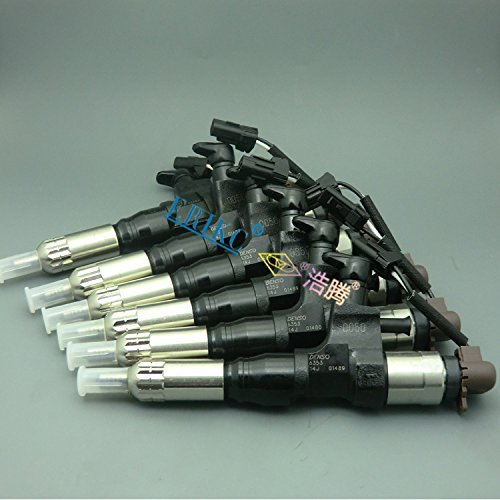 0950006352 Injector 6352 Auto Engine Diesel Fuel Injector 095000-6352 and Common Rail Nozzle Injector Assemblies