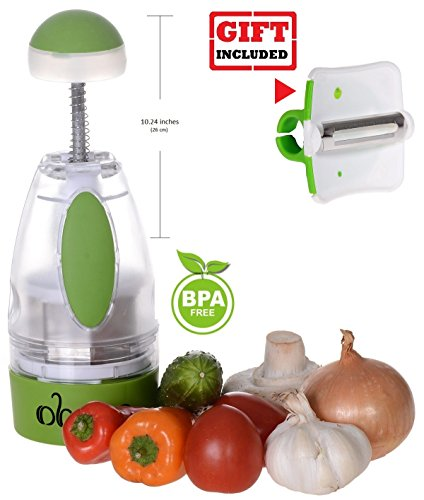 quick chop vegetable choppers - 4
