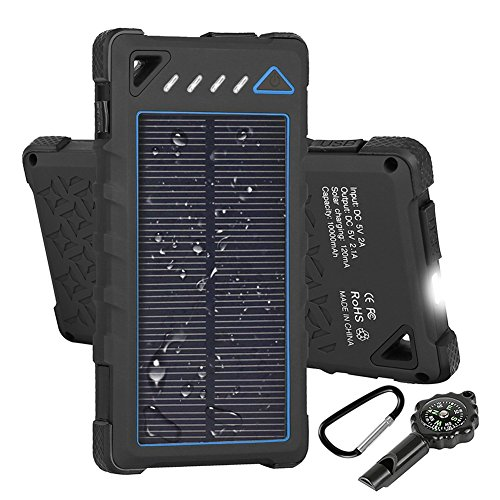 Solar Powered Portable Outlet - 7