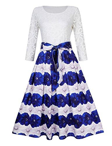 Buy bell skirt dress - 7