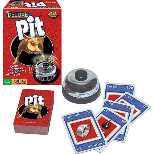 Winning Moves Deluxe Pit Card Game