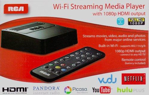 RCA Streaming Player DSB772E output