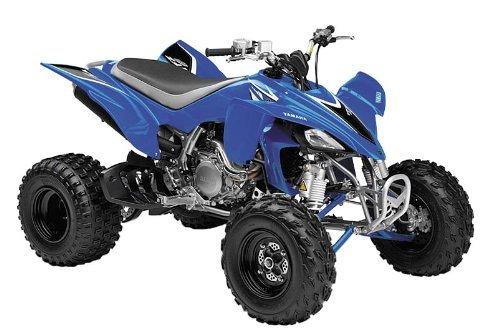 Yamaha Atv Models - New Ray Die Cast 08 Yamaha YFZ450 ATV Replica 1:12 Scale Blue