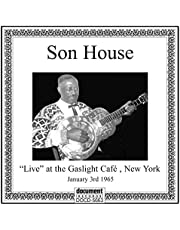 Live At The Gaslight Café, New York, January 3 1965