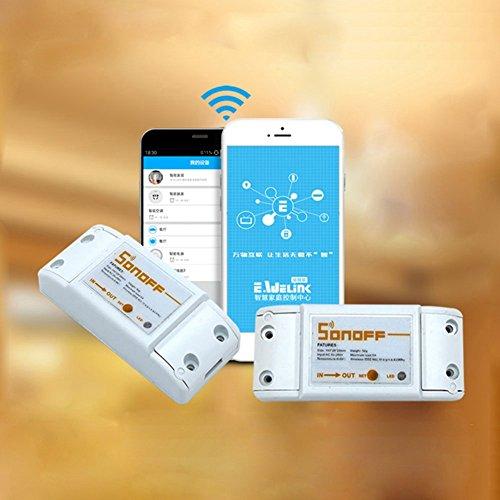 Sonoff Wireless Switch Module Socket product image