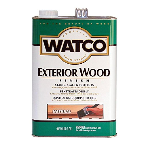 1-gal. 350 VOC Natural Oil Wood Finish (2-Pack) by Watco