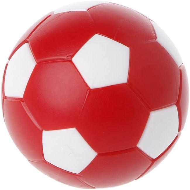 Bunte Sport-Spielwaren des Innenfamilien-Spiels Jiamins 1pc 32mm Plastikfu/ßball-Tischfu/ßball-Tabelle