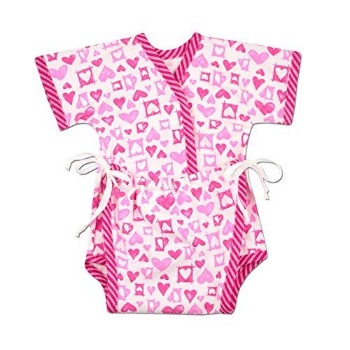 Perfectly Preemie Sweet-Tee - NICU Friendly (Lotta Love, Preemie (3-6lbs))