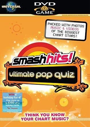Smash Hits Interactive Game [Reino Unido] [DVD]: Amazon.es: Smash ...