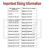 Mybecca Set of 2-18 x 18 Premium Hypoallergenic