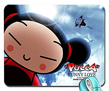 Anime Y Pucca Anime Pucca Mouse Pad Computer Mousepad Amazones