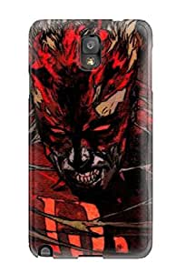 David Shepelsky's Shop New Style High Quality Shock Absorbing Case For Galaxy Note 3-daredevil 3946401K76246536