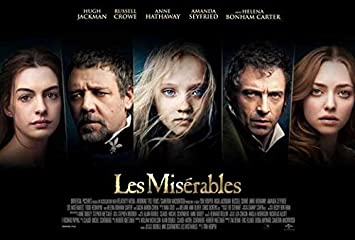 Think, that Les miserables movie