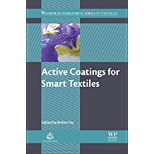 Active Coatings for Smart Textiles (Woodhead Publishing Series in Textiles)