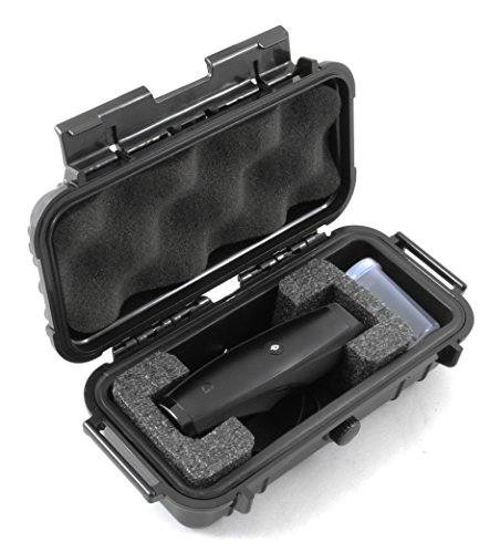 Cloud/Ten G Pen Elite Case - Smell Proof Protective Carry Box Specially Designed to Hold Snoop Dogg Gpen Elite by Grenco Science, Charger and Small Accessories - Comes with Free Herb Canister