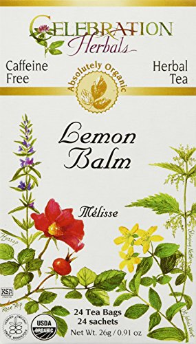 Lemon Balm Tea 24 Bags