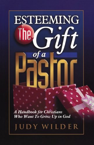 Esteeming Gift Pastor Handbook Christians ebook product image