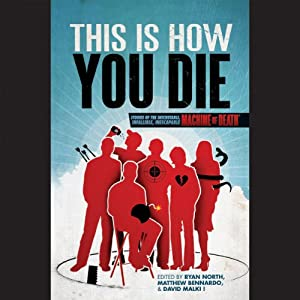This Is How You Die Audiobook