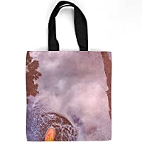 Westlake Art - Boot Phenomenon - Tote Bag - Picture Photography Shopping Gym Work - 16x16 Inch (D41D8)