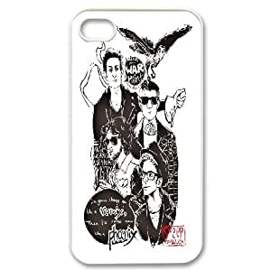 DIY Printed Fall Out Boy hard plastic case skin cover For iPhone 4,4S SNQ743350