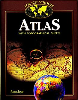 Atlas for ICSE Schools