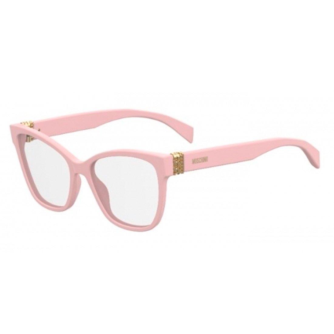 Amazon.com: Eyeglasses Moschino Mos 510 035J - Mosquetón ...