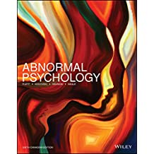 Abnormal Psychology, 6th Canadian Edition WileyPLUS Learning Space Card + DSM-5 Student Guide + Loose-Leaf Print Companion