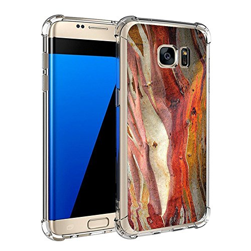 Price comparison product image Beryerbi Samsung Galaxy s6 Edge Plus Case Super Slim Anti-scrape Air Cushion Technology Protective Cover Marble Pattern (3, Galaxy s6 Edge)