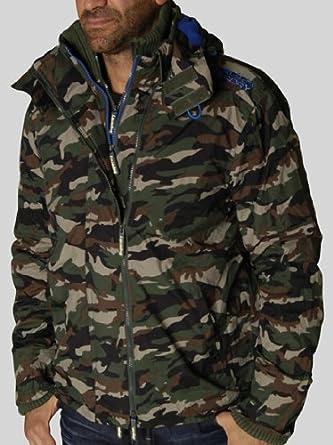 Superdry jacke herren camouflage