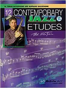 Tenor Sax Book With Online Audio Tenor Saxoph Essential Jazz Etudes..The Blues