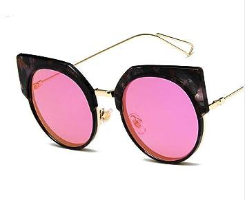 Nuevas gafas de sol del ojo de gato de la moda: Amazon.es ...