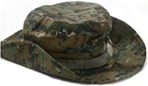 Appone Tactical Head Wear/Boonie Hat Cap for Wargame,Sports,Fishing &Outdoor Activties
