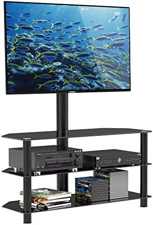1home - Soporte de Pantalla Plana Reproductor de Soporte para televisor de 32