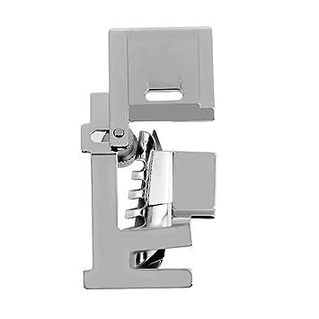 Prensatelas Accesorios para Máquina de coser Matefielduk Multi Functioner Footer Shoe Sole Press Pad Accesorios de la máquina de coser: Amazon.es: Hogar