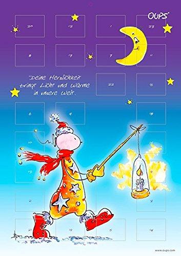 Oups Adventkalender 2014