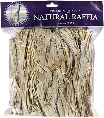 SuperMoss (30000) Raffia, Natural, 2oz