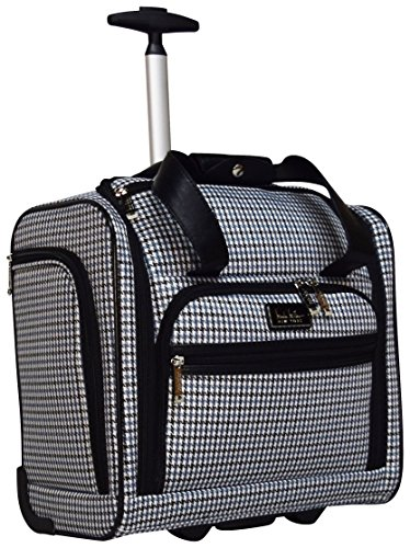 Plaid Luggage Sets (Nicole Miller Taylor Collection 15