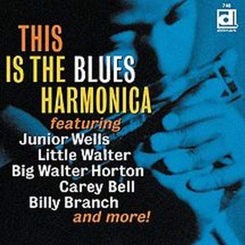 New product type This Is The Harmonica Cheap sale Blues